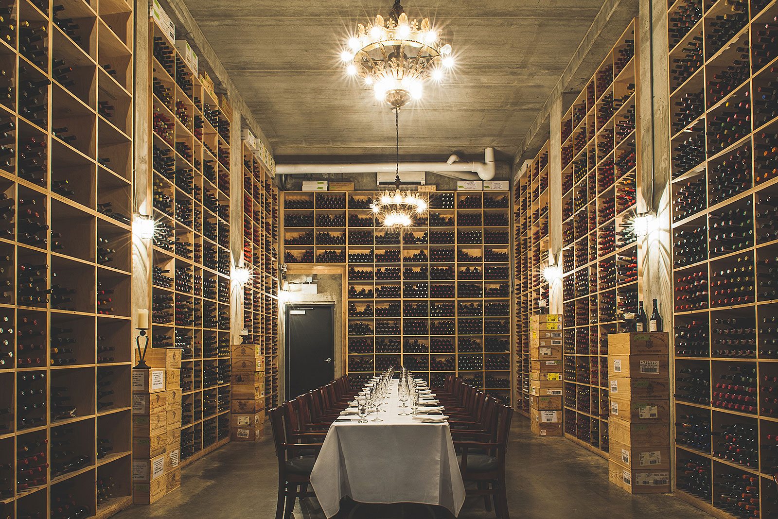 Wine Cellar Winecellar En
