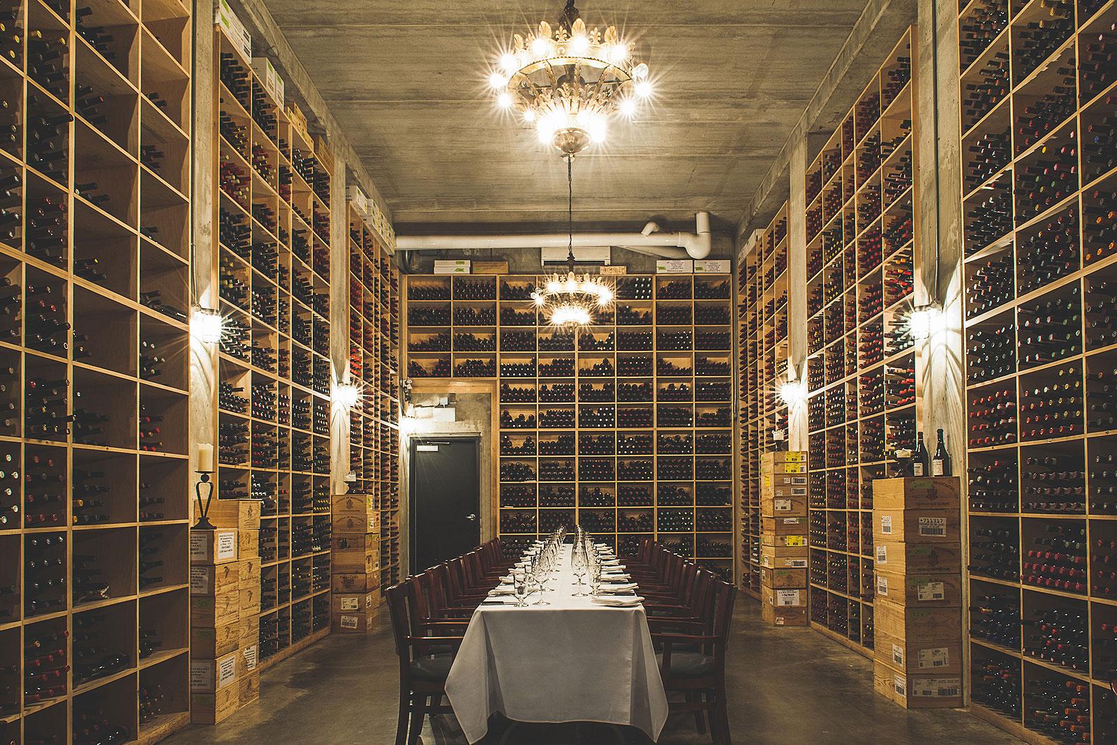 Wine Cellar Winecellar En